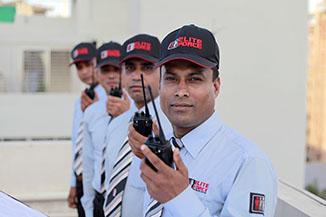 Elite Force Smiling Guards