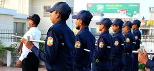 Elite Force Guard Parade