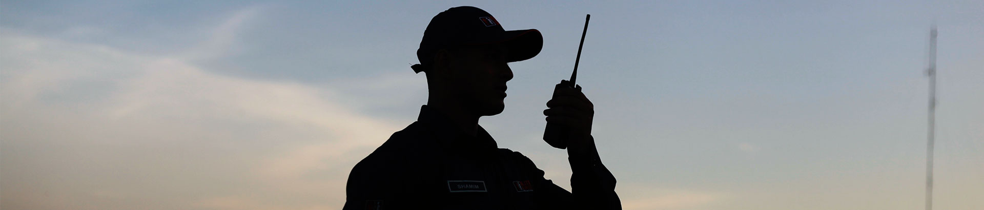 Elite Force Guard Speaking Walkie Talkie